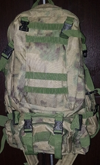 Рюкзак тактический 40л ( с подсумком)